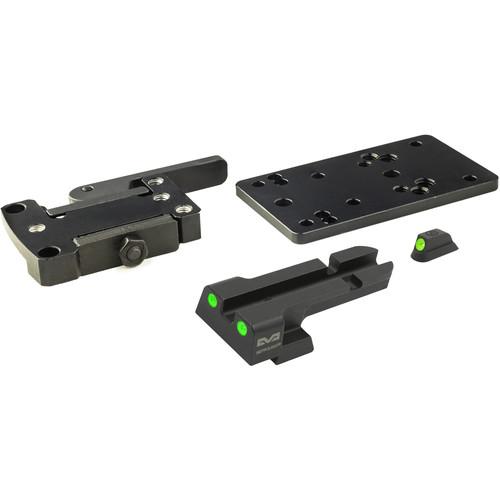 MEPROLIGHT LTD MicroRDS Adapter for CZ Shadow 12