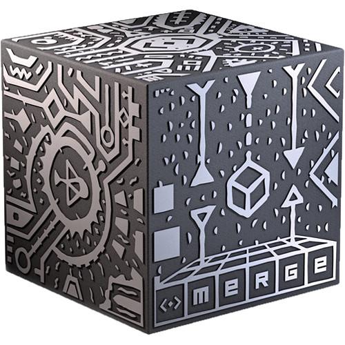 Merge Merge Holographic Cube