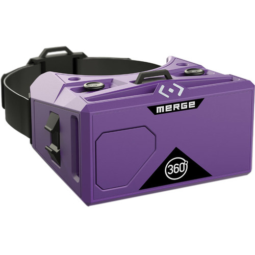 Merge VR Goggles Headset for Smartphones