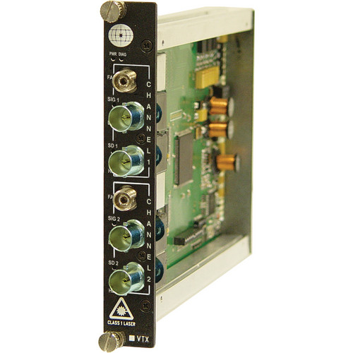 Meridian Technologies SX-1HD-3FC 1-Channel Bi-Directional Video Transmitter