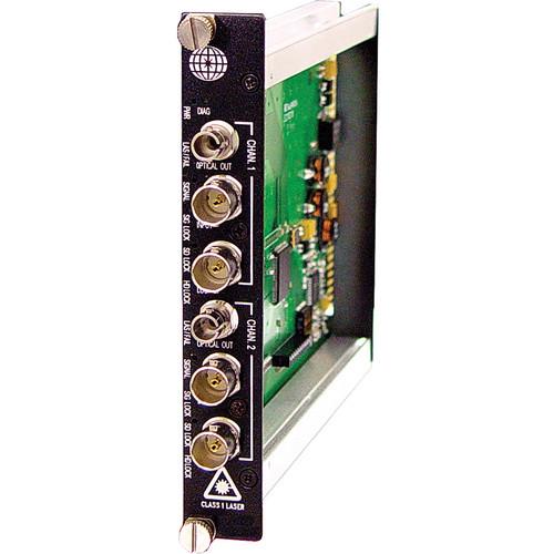 Meridian Technologies SX-1HD-3ST 1-Channel Bi-Directional Video Transmitter