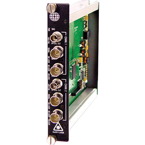 Meridian Technologies SX-1HG-1ST DigiView Transceiver Card with Multimode Connectors