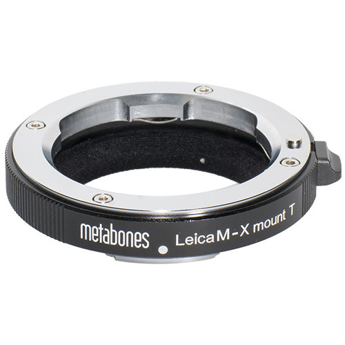 Metabones Leica M Lens to Fujifilm X-Mount Camera T Adapter (Black)