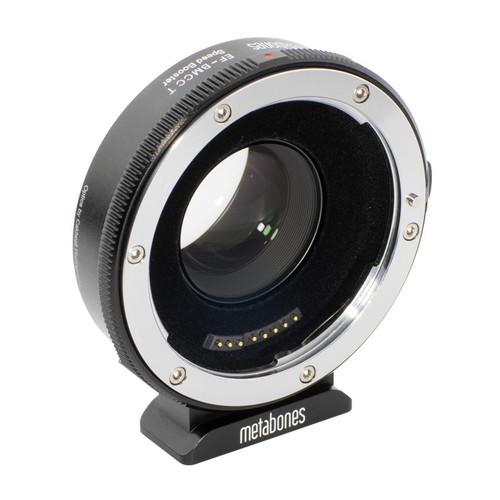 Metabones Canon EF Lens to Blackmagic 2.5k Cinema Camera T Speed Booster (Micro 4/3 Mount)
