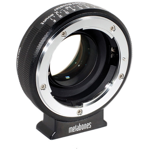 Metabones Minolta MD Lens to Fujifilm X-Mount Camera Speed Booster ULTRA