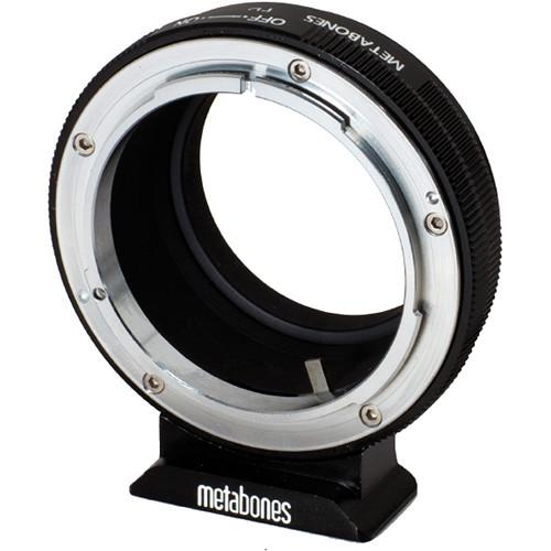 Metabones Canon FD Mount Lens to Sony NEX Camera Lens Mount Adapter (Black)