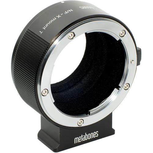 Metabones Canon FD Lens to Fujifilm X-Mount Camera T Adapter (Black)