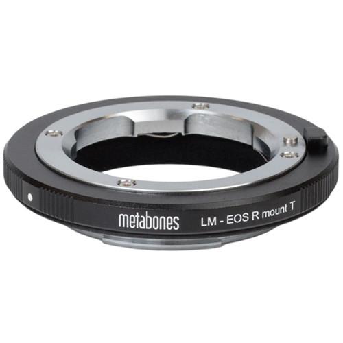 Metabones Leica M Lens to Canon RF-mount Camera T Adapter (Black)