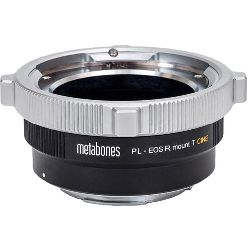 Metabones Lens Mount Adapter for ARRI PL-Mount Lens to Canon RF-Mount Camera