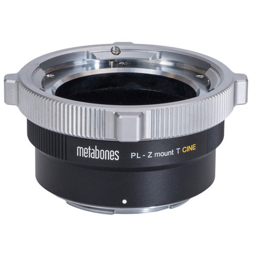 Metabones Lens Mount Adapter for ARRI PL-Mount Lens to Nikon Z-Mount Camera