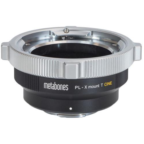 Metabones Lens Mount Adapter for ARRI PL-Mount Lens to FUJIFILM X-Mount Camera