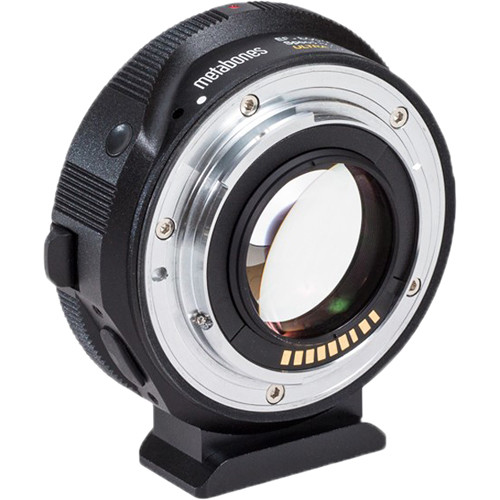 Metabones T Speed Booster Ultra 0.71x Adapter for Canon Full-Frame EF-Mount Lens to Canon EF-M Mount Camera