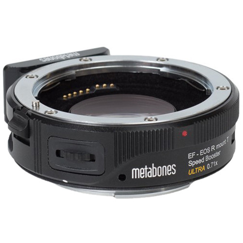 Metabones T Speed Booster Ultra 0.71x Adapter - Canon Full-Frame EF-Mount Lens to Canon RF-Mount Camera