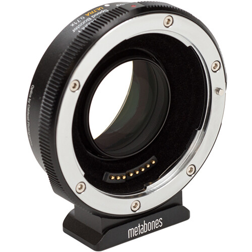 Metabones Canon EF Lens to FUJIFILM X-Mount Camera Speed Booster ULTRA