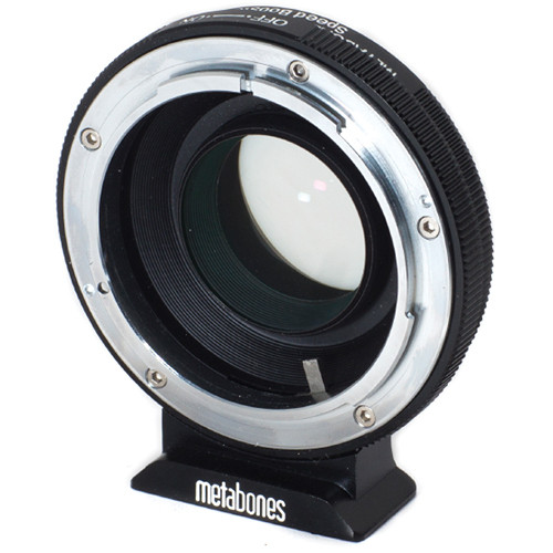 Metabones Canon FD Lens to Micro Four Thirds Mount Camera Speed Booster