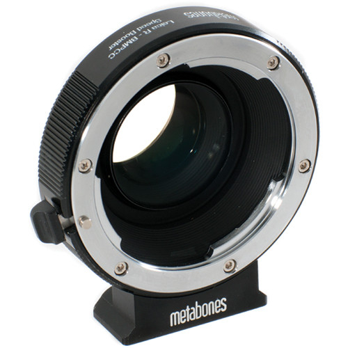 Metabones Metabones Leica R Lens to Blackmagic Pocket Cinema Camera Speed Booster