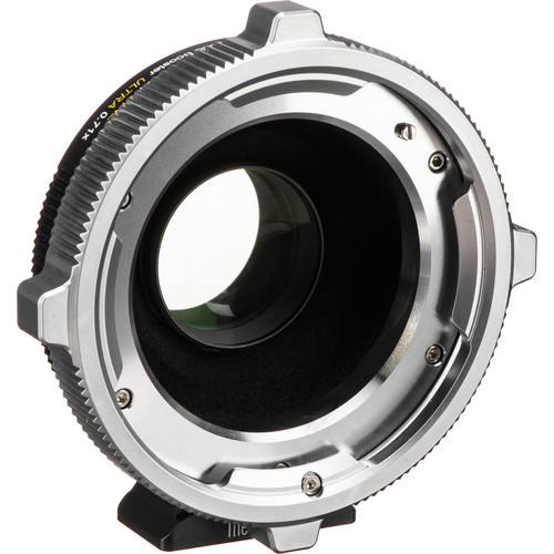 Metabones T CINE Speed Booster ULTRA 0.71x for PL-Mount Lens to BMPCC 4K Camera