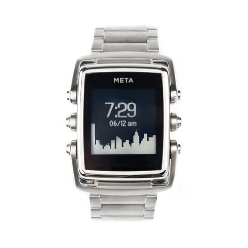 MetaWatch M1 Core Smartwatch MW4002 B&H Photo Video