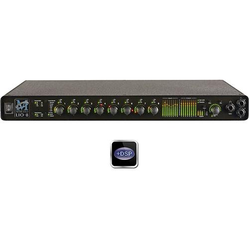 Metric Halo LIO-8 Line-Level Digital Audio Processor +DSP