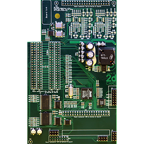 Metric Halo 2D Card for 2882  Factory Install