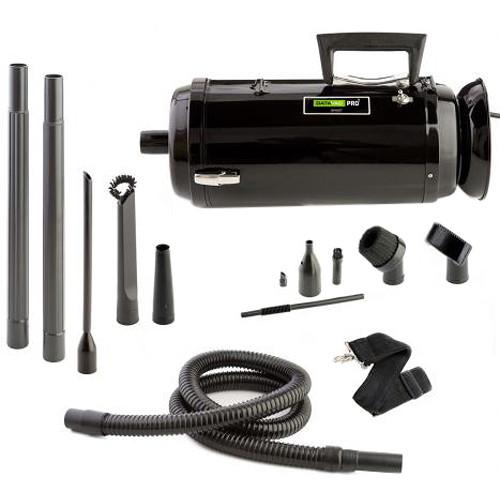 METROVAC DataVac Pro Series 1.7 Peak H.P. Toner Handheld Vacuum/Blower