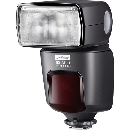 Metz mecablitz 52 AF-1 digital Flash for Sony Cameras