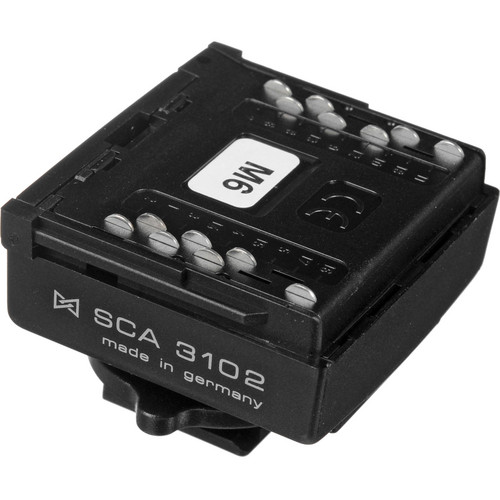Metz SCA 3102 M6 Dedicated TTL Module for Canon Cameras