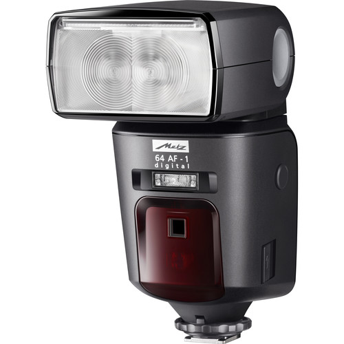 Metz mecablitz 64 AF-1 digital Flash for Olympus/Panasonic/Leica Cameras