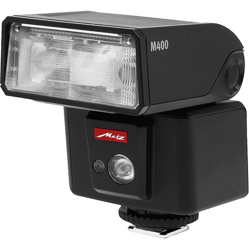 Metz mecablitz M400 Flash for Nikon Cameras