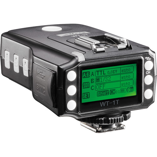Metz WT-1T Wireless Transceiver for Nikon