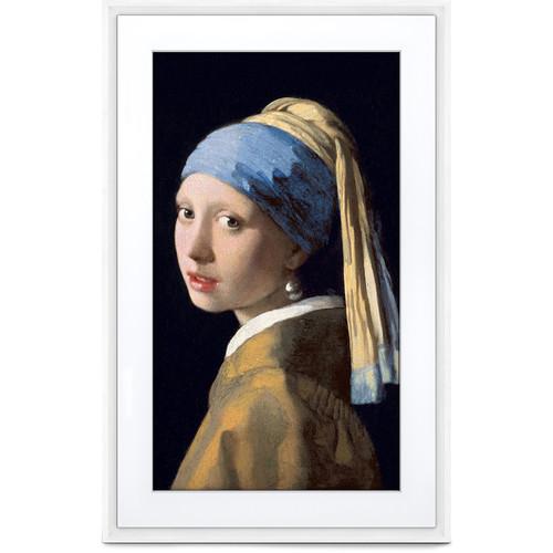 "Meural 27"" Canvas II Digital Art Frame (White)"