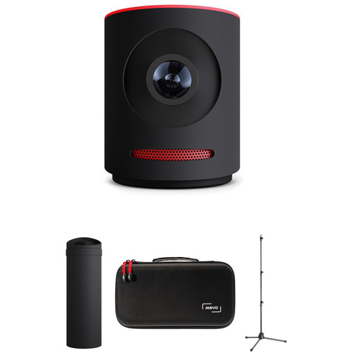Mevo Mevo Live Event Camera Kit with Mevo Boost, Stand & Case (Black)