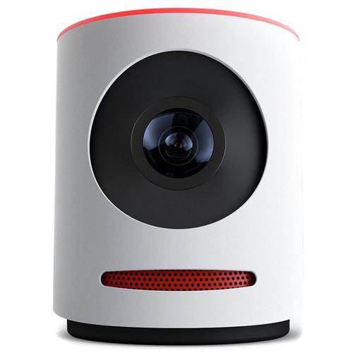 Mevo Mevo Live Event Camera (White) with PIXI Mini Tripod Kit (Black)