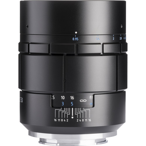 Meyer-Optik Gorlitz Nocturnus 50mm f/0.95 II Lens for Sony E