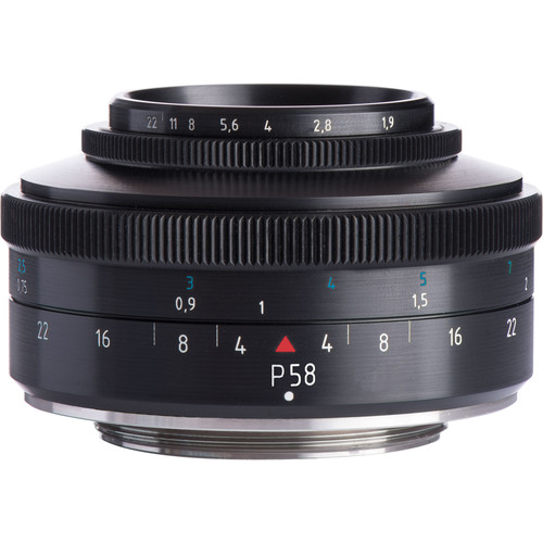 Meyer-Optik Gorlitz P58 58mm f/1.9 Lens for Fujifilm X