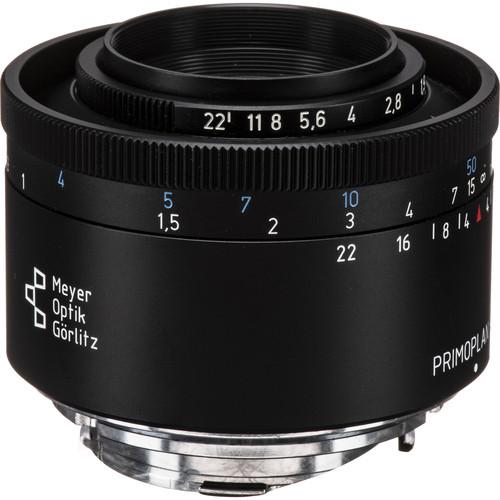 Meyer-Optik Gorlitz Primoplan 58mm f/1.9 Lens for Leica M
