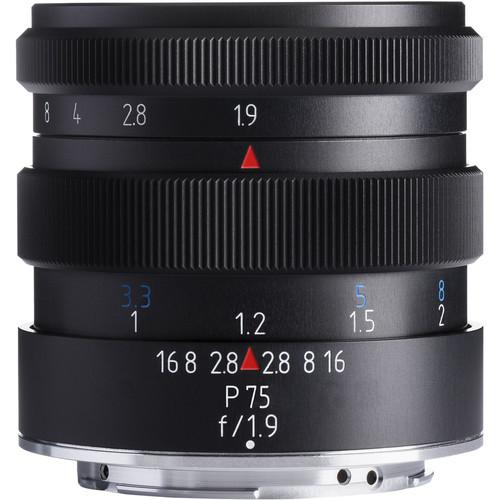Meyer-Optik Gorlitz P75 75mm f/1.9 Lens for Micro Four Thirds