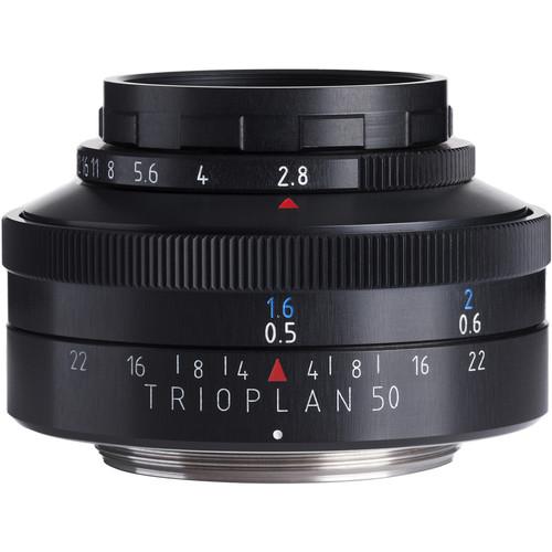 Meyer-Optik Gorlitz Trioplan 50mm f/2.9 Lens for M42