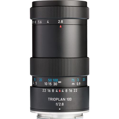 Meyer-Optik Gorlitz Trioplan 100mm f/2.8 II Lens for Sony E