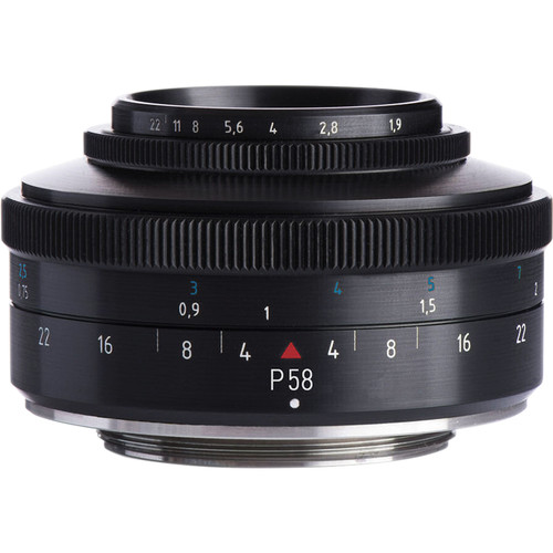 Meyer-Optik Gorlitz P58 58mm f/1.9 Lens for Leica L