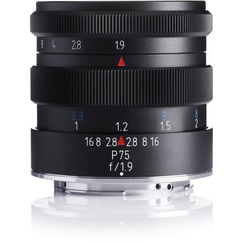Meyer-Optik Gorlitz P75 75mm f/1.9 Lens for Leica L