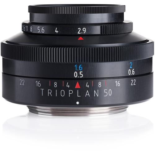 Meyer-Optik Gorlitz Trioplan 50mm f/2.9 Lens for Leica L