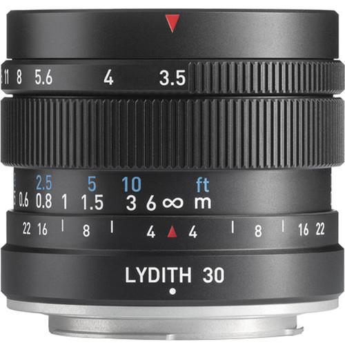 Meyer-Optik Gorlitz Lydith 30mm f/3.5 II Lens for M42