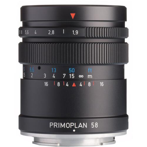Meyer-Optik Gorlitz Primoplan 58mm f/1.9 II Lens for FUJIFILM X