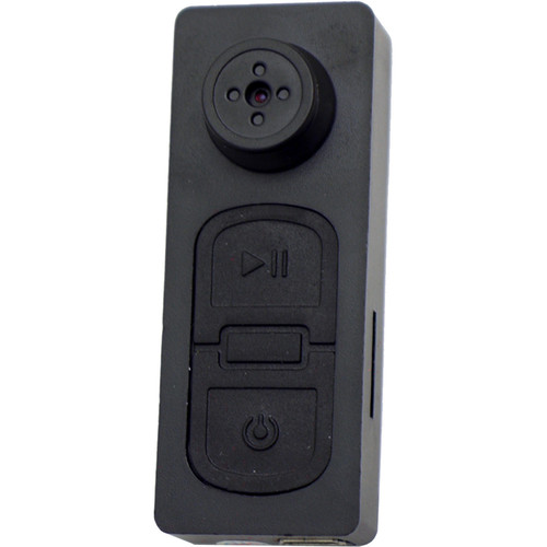 Mini Gadgets B3000 Clothing Button with Covert Camera