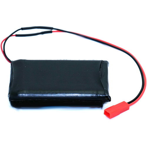 Mini Gadgets 3.7V Rechargeable Li-ion Battery Pack for Select Bush Baby Devices (2600mAh, 10 Hours)