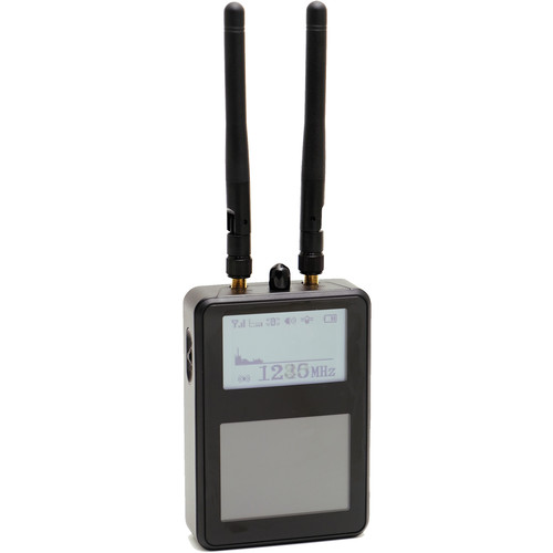 "Mini Gadgets RF Camera Detector with 2.5"" LCD Display"