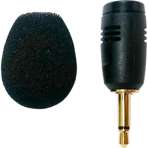 Mini Gadgets Forus Microphone with Wind Screen Cover for 256 and 512MB Forus Units