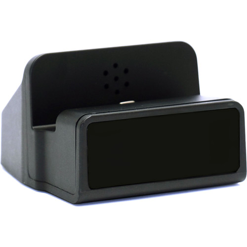 Mini Gadgets Micro-USB Charging Dock with 1080p Covert Wi-Fi Camera