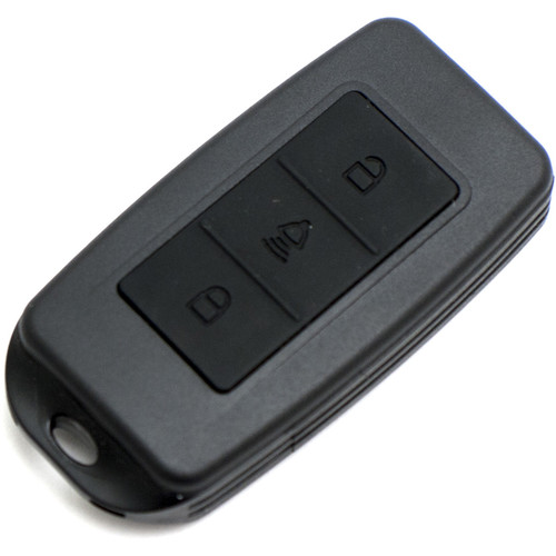Mini Gadgets Car Key Fob with Covert Voice Recorder and 2GB Storage